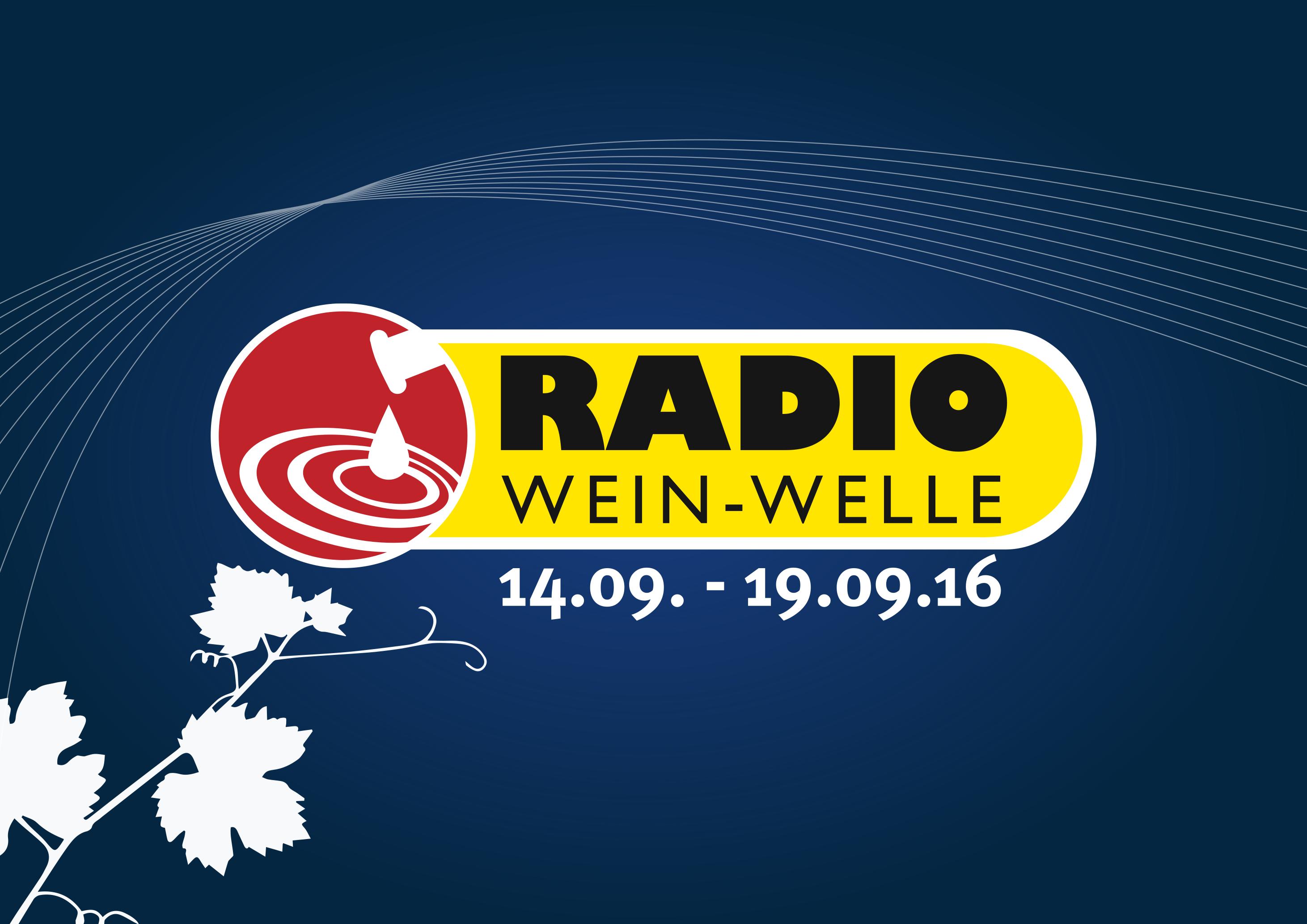 Das Winzerfestradio sendet auch 2016